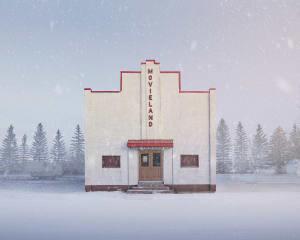 A Prairie Town