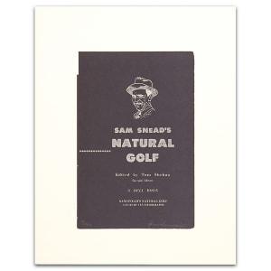 Sam Snead's Natural Golf , 2000