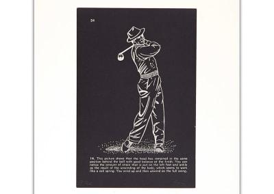 Bill McCarroll – Golf Lesson pg. 74