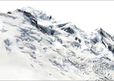Mont Blanc, France, 2013