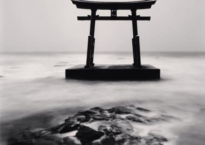 Torii Gate, Study 2, Shosanbetsu, Hokkaido, Japan