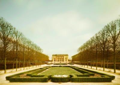 Marie Antoinettes's Chateau, Versailles, France, 2010