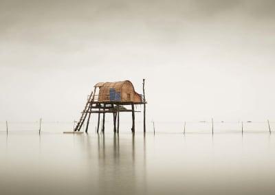 Blue Door II, Cat Ba Island, Vietnam, 2011