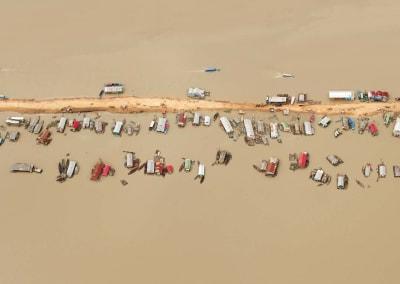 Floating Village, Tonlé Sap Lake, Cambodia, 2012