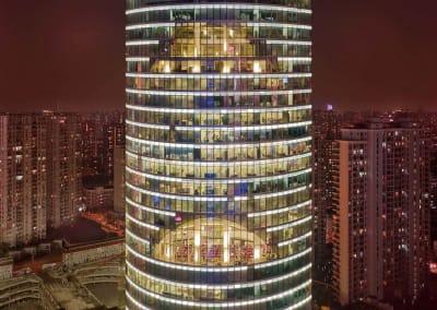 Office Tower, Shanghai, China, 2011