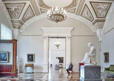 Docent II, State Hermitage Museum, St. Petersburg, Russia, 2015