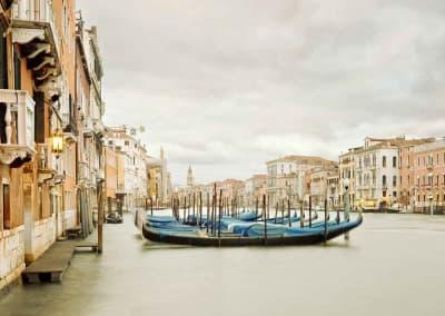 Gondola Station II, Grand Canal, Venice, Italy 2012