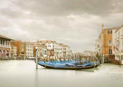 Gondola Station III, Grand Canal, Venice, Italy 2012