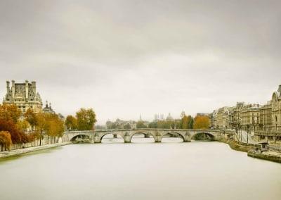 La Pont Royale, Paris, France, 2012