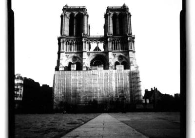Notre Dame, Paris, 1998