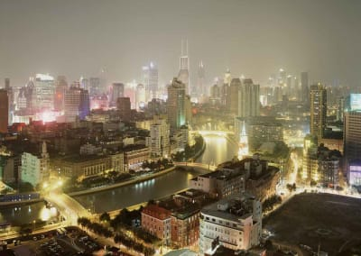 Shanghai Night, 2009