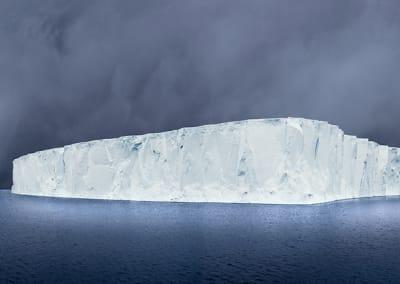 Blue Monday, Antarctica, 2007