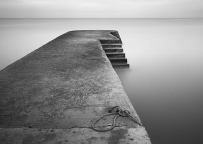 Les Étapes A L'eau, Armonches (steps), 2004