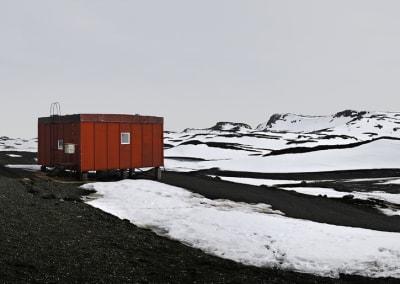 Perimeter, Eduardo Frei Base, Antarctica, 2007