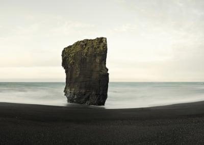 Monolith, Iceland, 2008