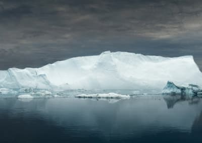 Disko Bay 01, Greenland, 2007