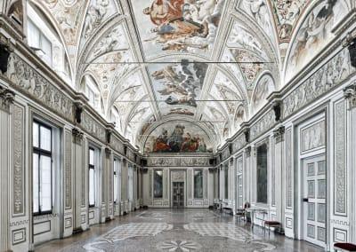 Palazzo Ducall, Mantov, Italy, 2016