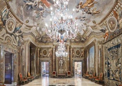 Galleria Colonna, Rome, Italy, 2016