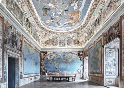 Map Room, Caprarola, Italy, 2016