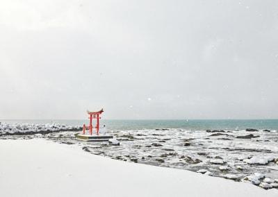 Light Snow, Shosanbetsu, Hokkaido, 2017