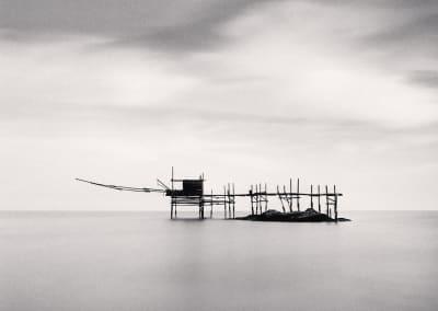 Trabocco Punta Aderci, Study 2, Vasto, Abruzzo, Italy