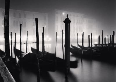 Campo San Vio Viewpoint, Grand Canal, Venice, Italy
