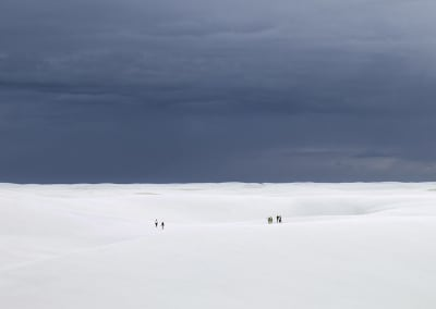 Desert Walk (Group), Lençóis Maranhenses, 2013