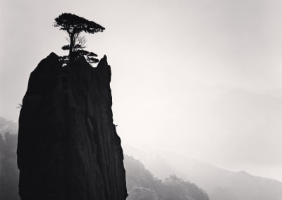 Huangshan Mountains, Study 21, Anhui, China
