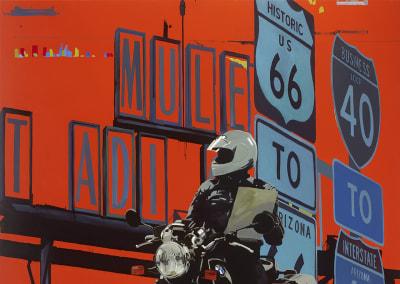 Red Rider, Mule Trading Post Missouri