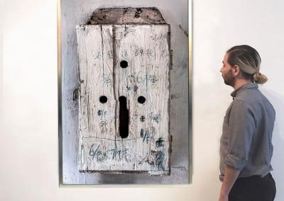 69-Bedford Road (installation) - David Elliott at Kostuik Gallery