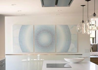 Metamorphosis, installation - AJ Oishi at Kostuik Gallery