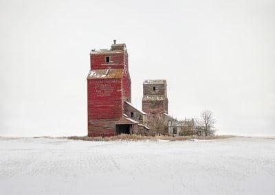 Lepine Elevators , Saskatchewan, CA