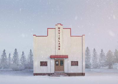 A Prairie Town, 2021