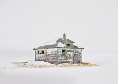 One Room Schoolhouse, Saskatchewan, CA