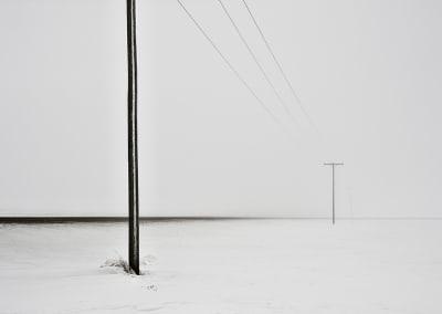 Prairie Road, Saskatchewan, CA