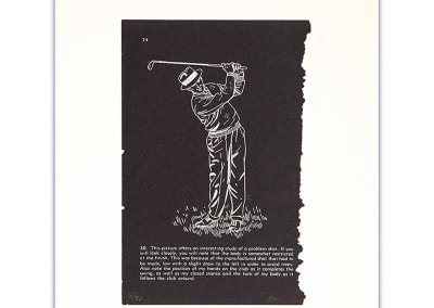Golf Lesson pg.74 , 2000