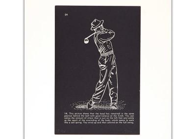 Golf Lesson pg.54 , 2000