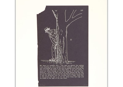 Golf Lesson pg.107 , 2000