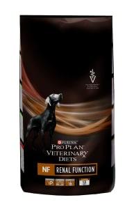 Сухой корм Purina Pro Plan Veterinary Diets NF корм для собак при патологии почек, 3кг