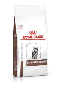 Сухой корм для котят Royal Canin Gastrointestinal Kitten при нарушениях пищеварения, 0.4кг