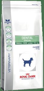 Royal Canin DENTAL SPECIAL DSD25 SMALL DOG 2кг, Диета для собак весом менее 10 кг для гигиены полости рта