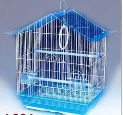 Клетка для птиц № 1601К ( 34,5 * 26 * 44 )