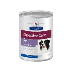 Влажный диетический корм для собак Hill's Prescription Diet i/d Low Fat Digestive Care при растройствах пищевания с низким содержанием жира, с курицей 0.36кг