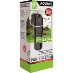 Помпа-фильтр FAN 2 plus 450 литров в час 100 - 150 л с регулятором мощности