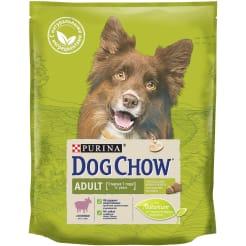 Сухой корм Purina Dog Chow Adult для взрослых собак со вкусом ягнёнка, 0.8кг