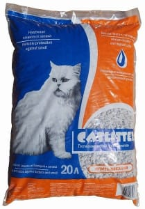 Наполнитель Сибирская Кошка Catlitter впитывающий, 20л