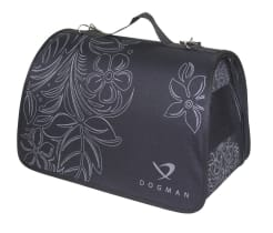 DOGMAN сумка-переноска с мехом Лира №2
