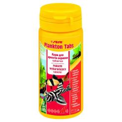 Корм для рыб SERA Plankton Tabs Корм для сомов и донных рыб для лучшения окраски