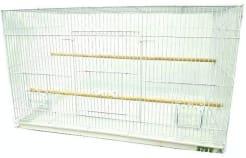 Клетка для птиц № 1 вольер ( 76 * 45 * 45 ) комплект 610