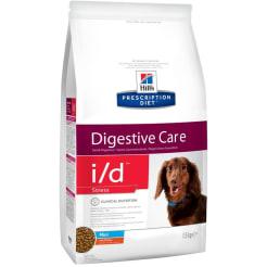 Сухой корм для собак мелких пород Hill's i/d при расстройствах жкт вызванных стрессом, с курицей 1,5кг